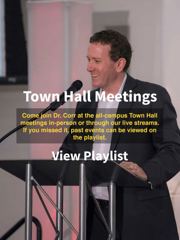 View Town Hall Meeting Playlist